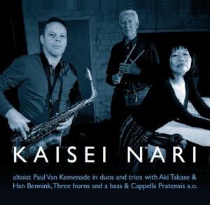 Afbeelding cd Kaisei Nari