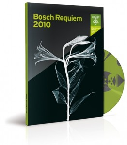 Afbeelding cd-dvd Bosch Requiem 2010